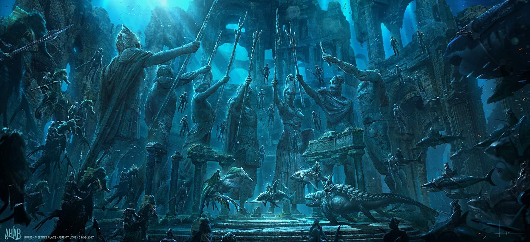 Lý giải bí mật khiến Aquaman gây nên cơn sốt cho khán giả Việt