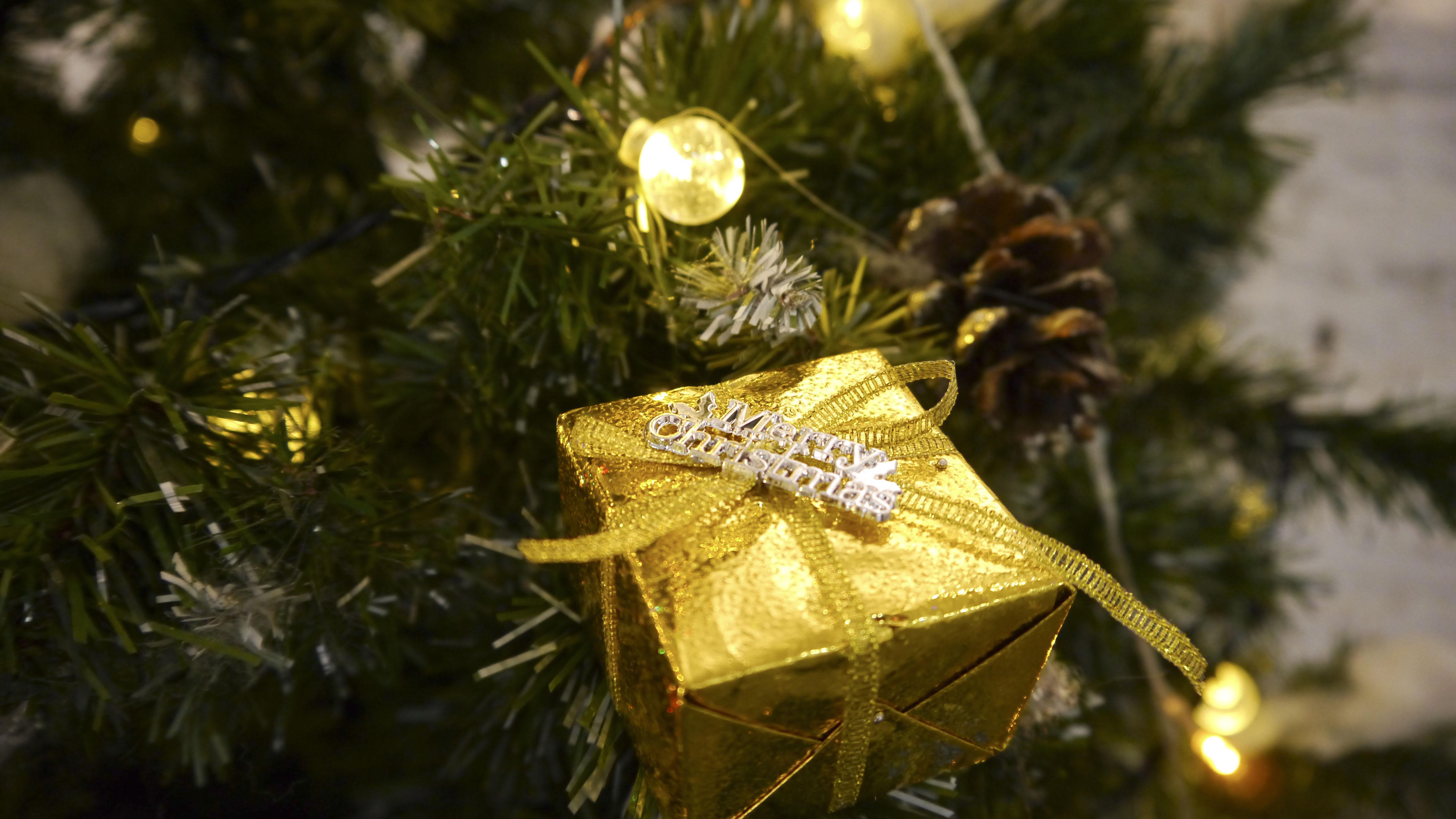 Giáng sinh- ngày lễ với những khoảnh khắc đáng nhớ