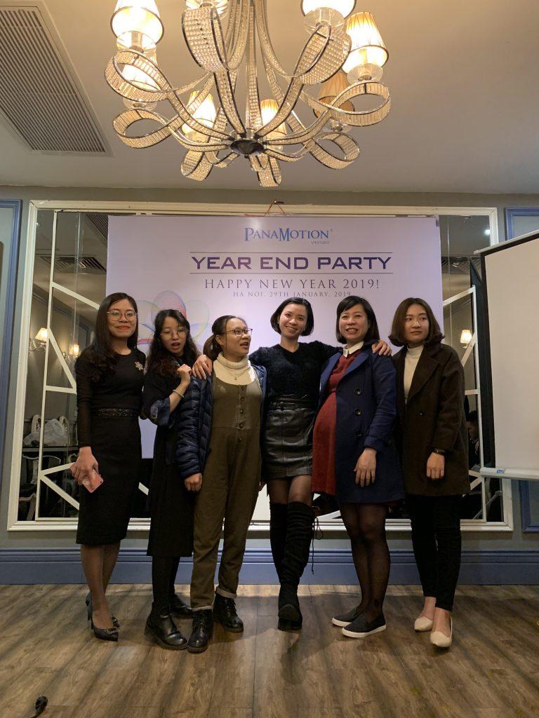 Year End Party- Nơi Cá Tính Được Gọi Tên