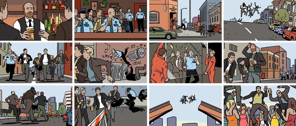3 Dạng Storyboard Thường Gặp Trong Sản Xuất TVC Quảng Cáo 2