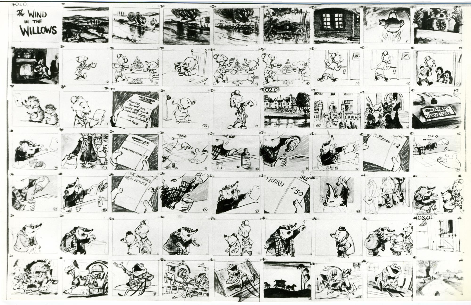 3 Dạng Storyboard Thường Gặp Trong Sản Xuất TVC Quảng Cáo 3