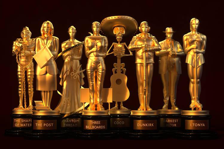 Danh sách đề cử Oscar 2019 và những cái tên lớn được kỳ vọng