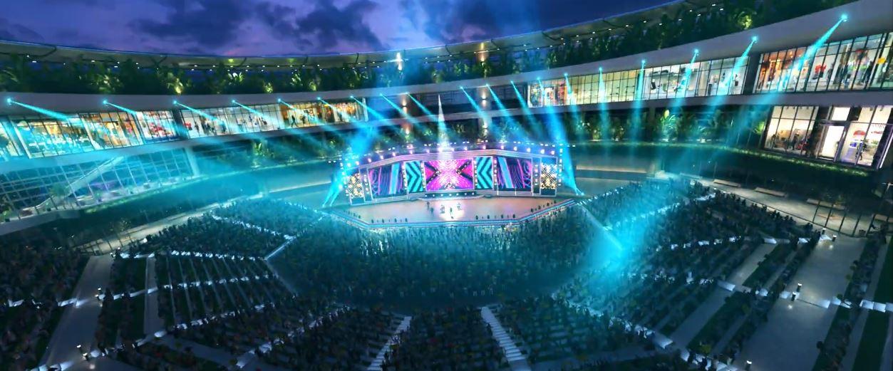 TVC The Arena | Vịnh Nha Trang