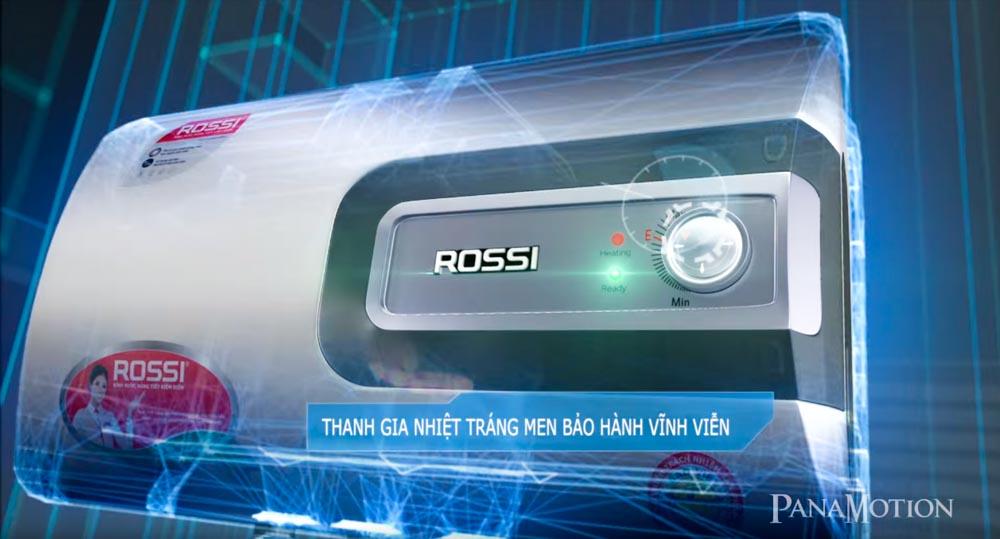 Thiết Kế Video Quảng Cáo Bình nước nóng Rossi