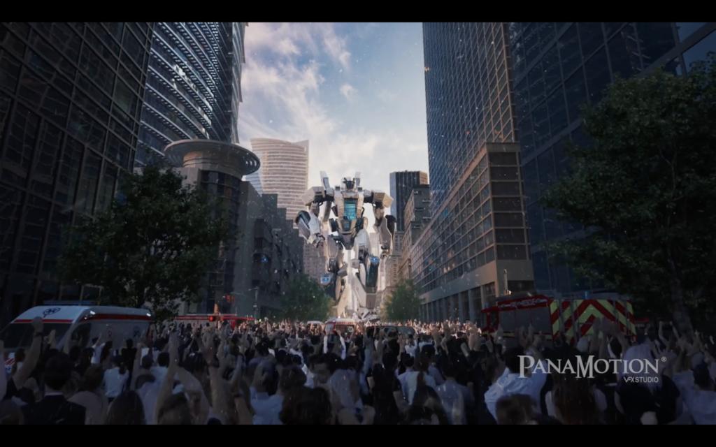 Đặc điểm của SFX, CGI và VFX PanaMotion